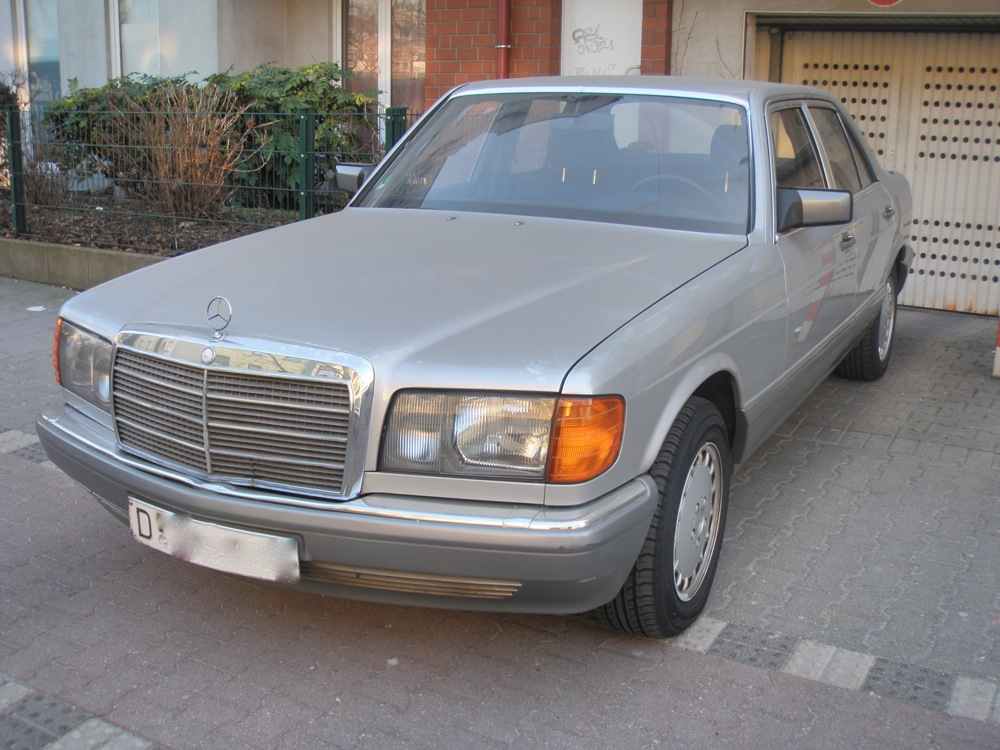 Mercedes 260 SE Youngtimer