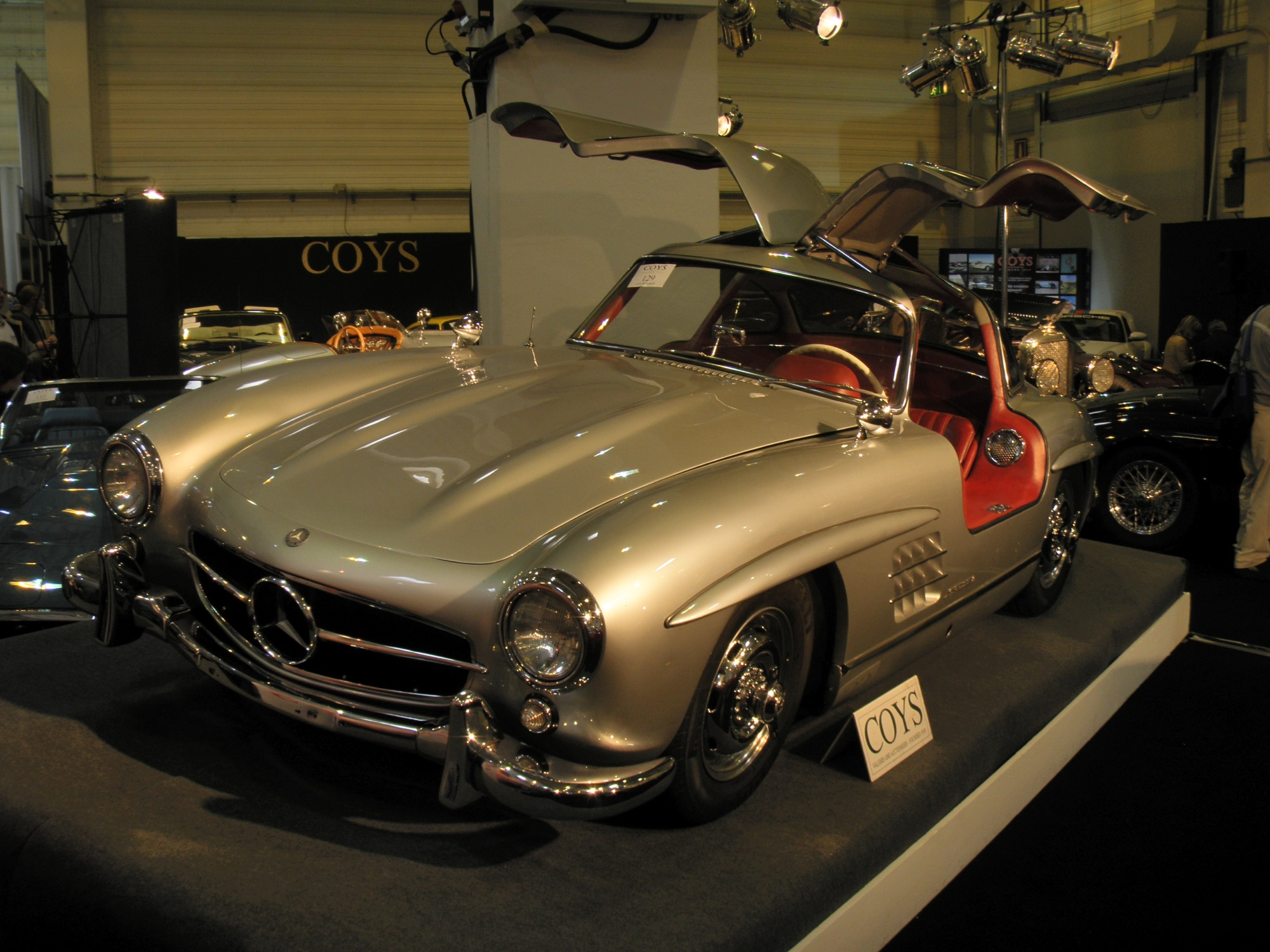 Mercedes 300 SL